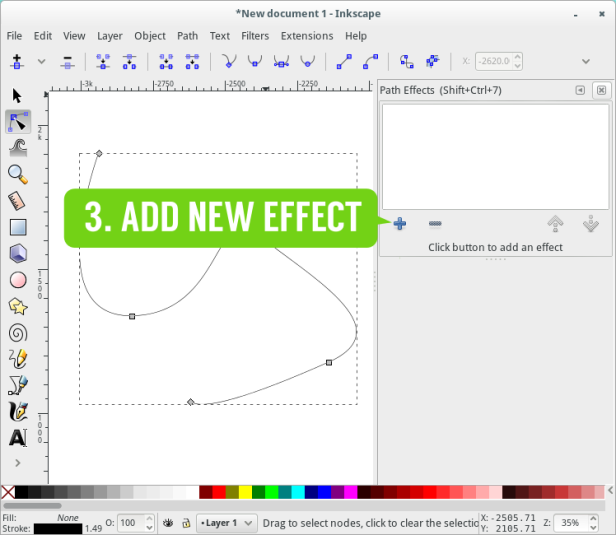 how to add objecpicturt to inkscape